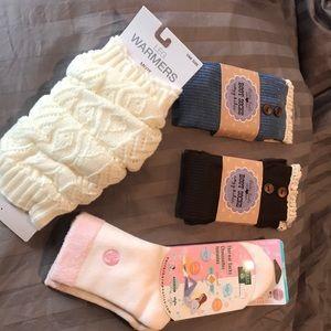 Socks Fits Womens;teens or young lady 4pcs